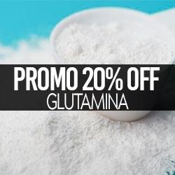 PROMO 20% OFF Glutamina