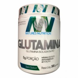 Glutamina Isolada (300g)