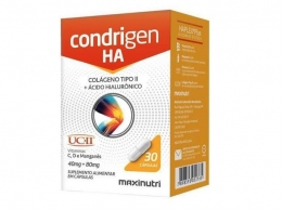 Condrigen HA Colágeno Tipo II + Ácido Hialurônico (30 caps)