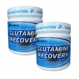 Kit Glutamina Science